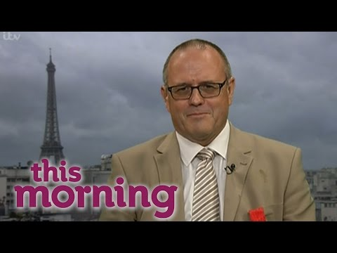 France Train Attack Hero Explains What Happened | This Morning