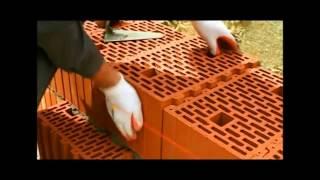 видео Керамический кирпич