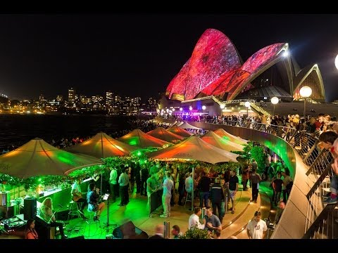 Vivid Sydney Festival Opens As The City Lights Up