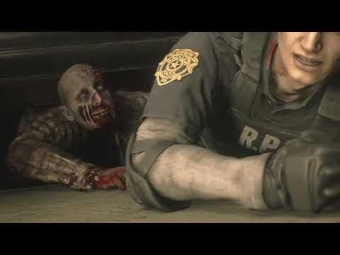 Resident Evil 2  biohazard Re2 1 shot Demo-Steam ver. |