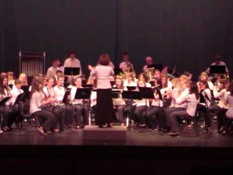 Red Thunder_Performed By: Seymour Middle School Band