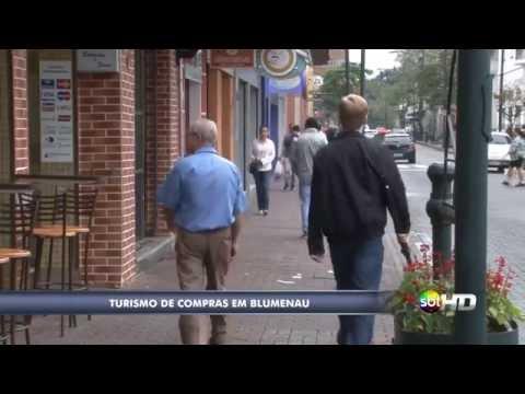 Turismo em Blumenau