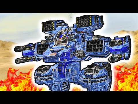 ULTIMATE GIANT MECH Vs THE WORLD! | Supreme Commander Forged Alliance Mods Gameplay