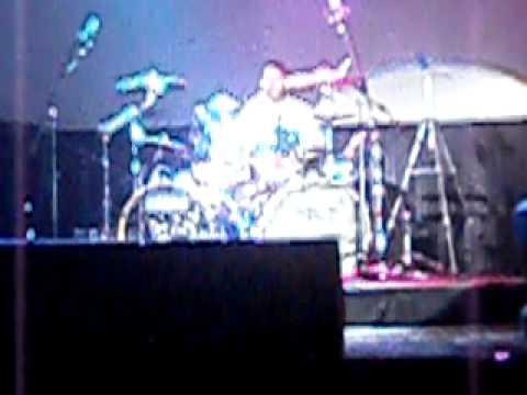Andyan Gorust  (The Bass Kicker) at Bandung Drums Day 2011.AVI