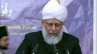 Majlis Ansarullah UK Ijtema - Part 5 (Urdu)