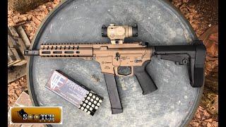 CMMG Banshee MK10 10mm Power!
