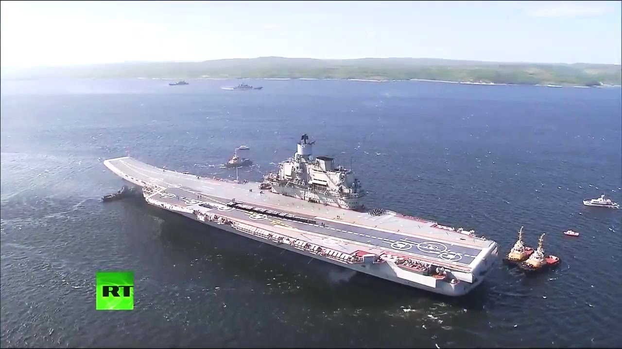 The founding of the Russian Navy