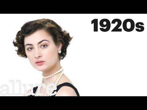 100 Years of Short Hair  Allure
