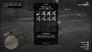 Money glitch Red Dead Redemption 2 (duplicating fish)