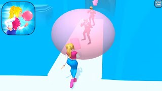Gum Run 3D 😊 Game All Levels Gameplay Android iOS Level 1-3