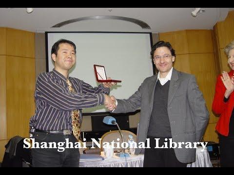 Dionisio Cimarelli  Shanghai TV News.