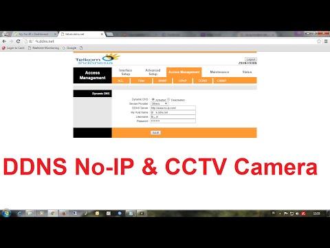 HIKVISION NVR/DVR NETWORK SETUP