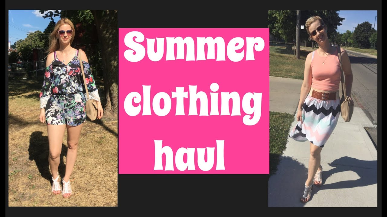 984576cb342 affordable summer clothing haul  sirens