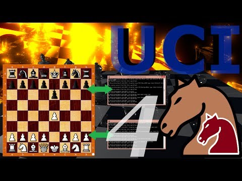 How to Connect the Chess Engine to Arena or any other GUI - Advanced Java Chess Engine Tutorial 26