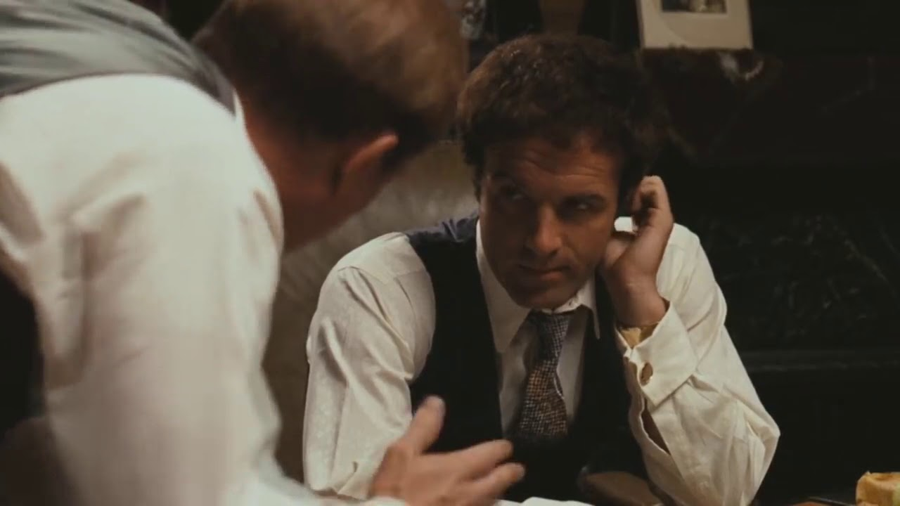 Download The Godfather: Corleone Family Meeting (Movie Clip)