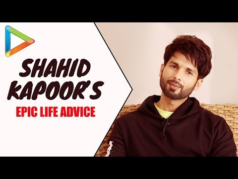 "Shahid Kapoor: ""I'd like to Do Biopic""| Life Advice | Kabir Singh's Personality | Sandeep Vanga Mp3"