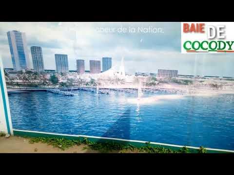 ÉTAT D'AVANCEMENT DES TRAVAUX DE LA BAIE DE COCODY