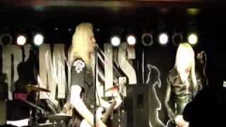 D'Molls live January 30, 2010 at Rhythm and Brews in Wapakoneta, Oh...