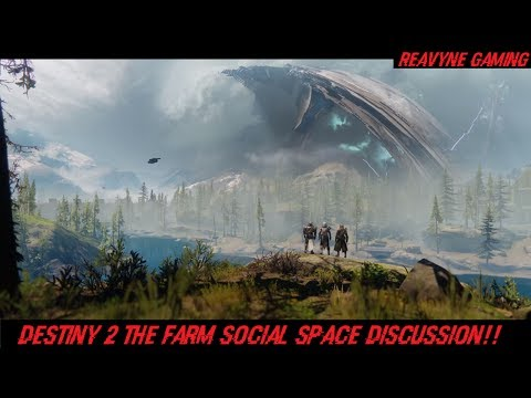 Destiny 2 - Social Space Discussion & The...
