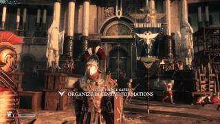 RYSE Son of Rome PC 60FPS Gameplay Part 1 HD 1080p