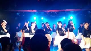 アイドルカレッジ8大都市ツアー 2017/11/03 心斎橋SUNHALL Shout it.