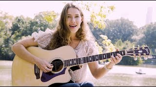 Caroline Jones - Chasin' Me (Live Acoustic in Central Park)