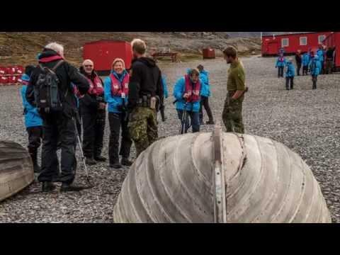 Norway - Svalbard - Greenland - Iceland on Fram