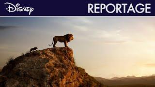 Le Roi Lion - Reportage :