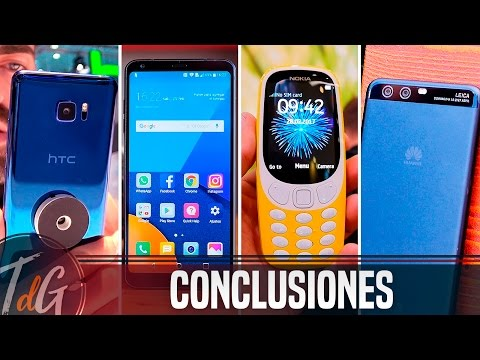 Conclusiones Mobile World Congress 2017