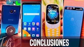 Conclusiones Mobile World Congress 2017