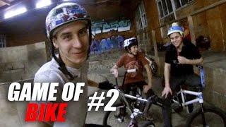 Game Of Bike #2 - Ваня Говоров (Лягуха), Паша Гладков (Паштет), Дима Гордей | Школа Bmx Online
