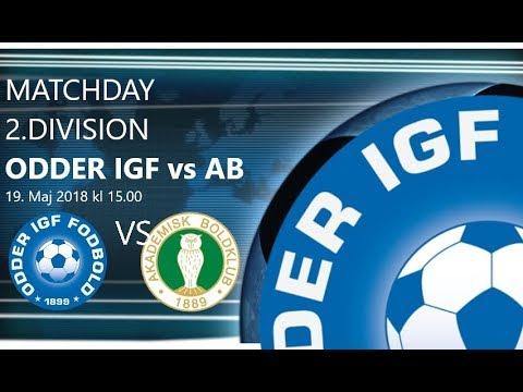 2.DIVISION - Odder IGF vs AB København