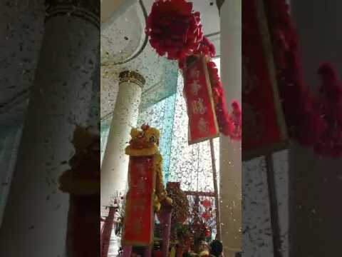 Chinese New Year at Harbour Grand Kowloon 2017
