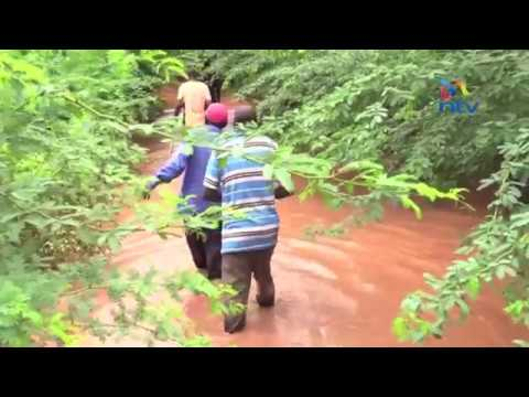 Access to farms in Garissa denied after river Tana burst its banks