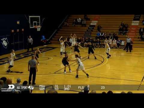 Hardrocker WBB Highlights vs. University of Colorado Colorado Springs