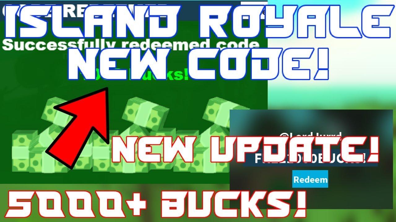 *OLD* ISLAND ROYALE CODES | 5000 FREE BUCKS! | ISLAND ...