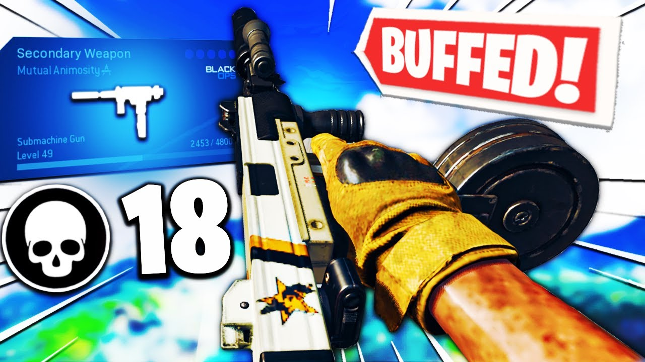 the *NEW* MILANO was BUFFED in SEASON 4 of WARZONE! Is it META?! (Call of Duty Warzone)