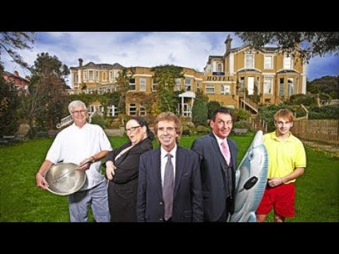 Channel 4 - The Hotel   Series 2 Episode 2   The Grosvenor Hotel Torquay 2012