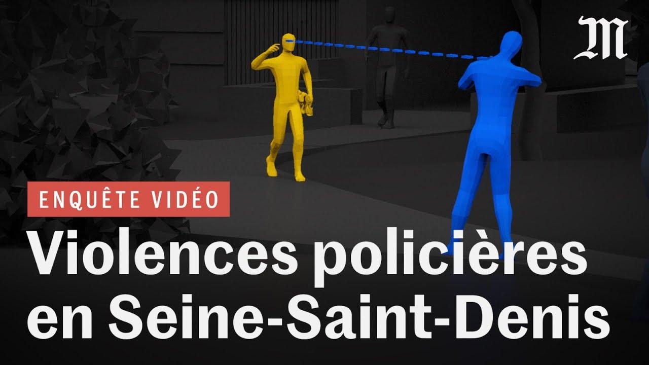 Download Violences policières : en Seine-Saint-Denis, comment une opération de police a viré au chaos