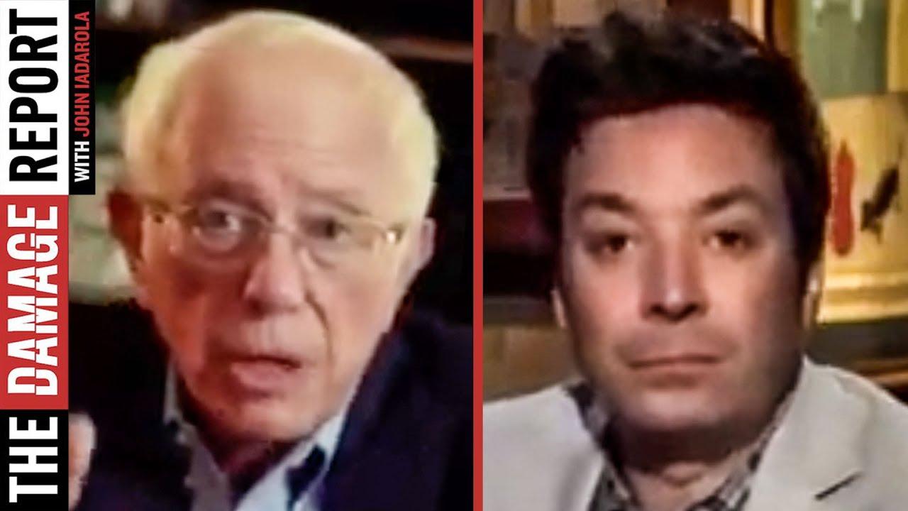 Bernie Sanders' Election Prediction on Jimmy Fallon Goes Viral: 'He ...