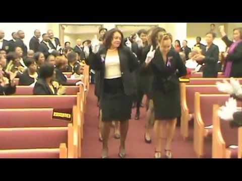 St. John's Baptist Church Usher Anniversary, November 2011