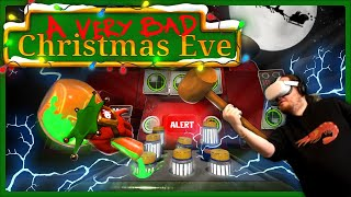 Lets empty Santa's sack this XMAS! Starring Mel Gibson.