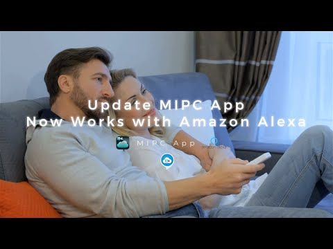 How to Pair MIPC with Alexa - YouTube