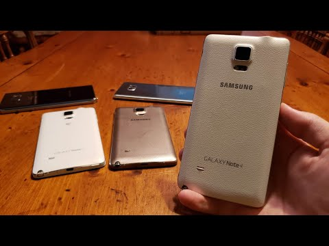 Samsung Galaxy Note4 In-Depth Review In 2019! (Best Galaxy Note?)