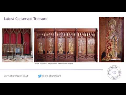 A Colourful History / A Bright Future: 100 Church Treasures - Joseph Friedrich