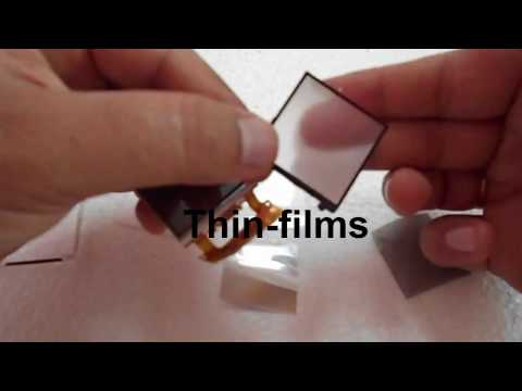 What's Inside  In TFT LCD display  lets check it out | MrWire
