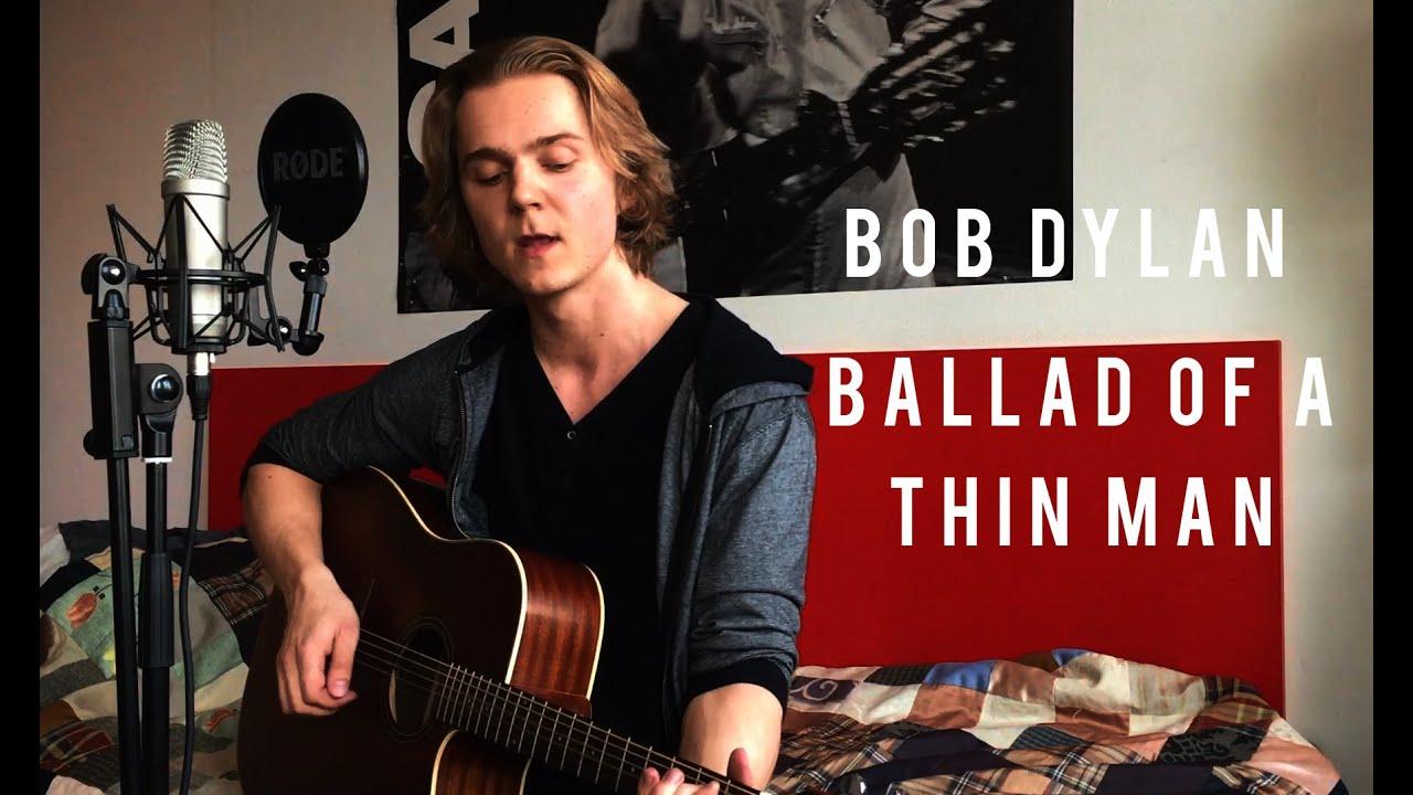 Bob Dylan - Ballad of a Thin Man Cover [Meverick]