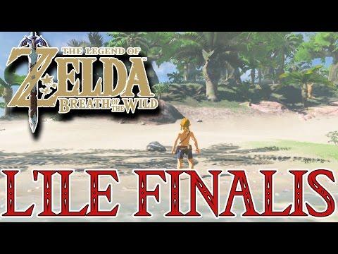 L'EPREUVE DE L'ÎLE FINALIS ! - Zelda Breath Of The Wild