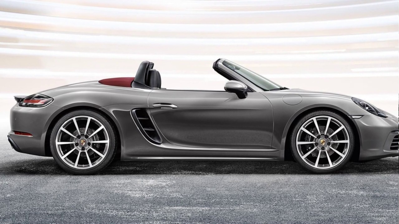 new 2018 porsche boxster 718 gts convertible youtube. Black Bedroom Furniture Sets. Home Design Ideas