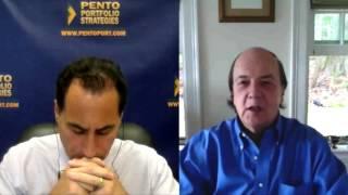 Michael Pento talks to Jim Rickards